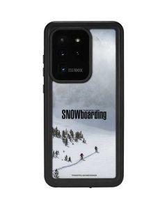 TransWorld SNOWboarding Snow Galaxy S20 Ultra 5G Waterproof Case