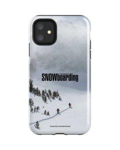 TransWorld SNOWboarding Snow iPhone 11 Impact Case