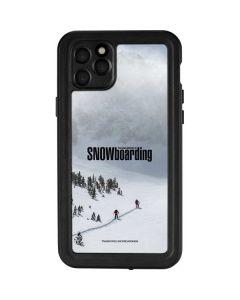 TransWorld SNOWboarding Snow iPhone 11 Pro Max Waterproof Case