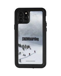 TransWorld SNOWboarding Snow iPhone 11 Pro Waterproof Case
