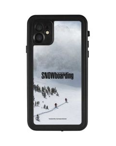 TransWorld SNOWboarding Snow iPhone 11 Waterproof Case