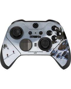 TransWorld SNOWboarding Snow Xbox Elite Wireless Controller Series 2 Skin