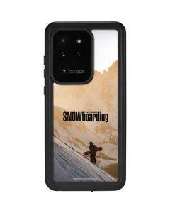 TransWorld SNOWboarding Sunset Galaxy S20 Ultra 5G Waterproof Case