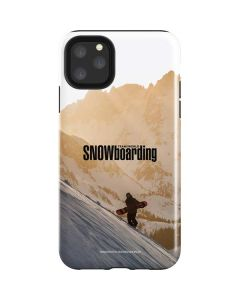 TransWorld SNOWboarding Sunset iPhone 11 Pro Max Impact Case