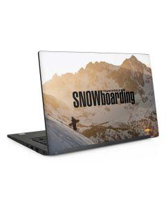 TransWorld SNOWboarding Sunset Dell Latitude Skin