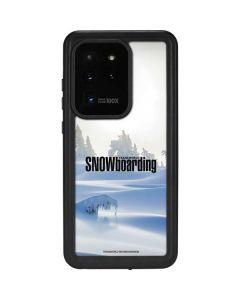 TransWorld SNOWboarding Trees Galaxy S20 Ultra 5G Waterproof Case