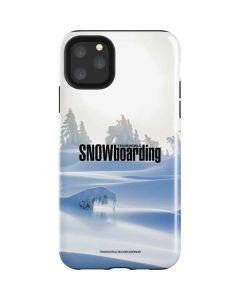 TransWorld SNOWboarding Trees iPhone 11 Pro Max Impact Case