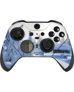 TransWorld SNOWboarding Trees Xbox Elite Wireless Controller Series 2 Skin