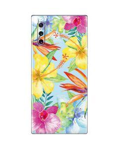 Tropical Daze Galaxy Note 10 Skin