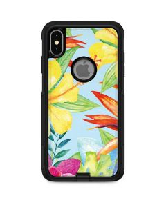 Tropical Daze Otterbox Commuter iPhone Skin