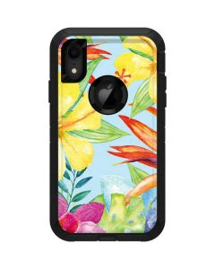 Tropical Daze Otterbox Defender iPhone Skin
