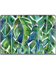 Tropical Leaves Galaxy Book Keyboard Folio 12in Skin