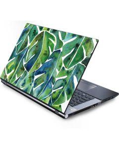 Tropical Leaves Generic Laptop Skin