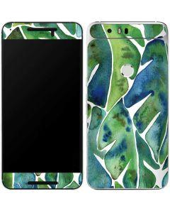 Tropical Leaves Google Nexus 6P Skin