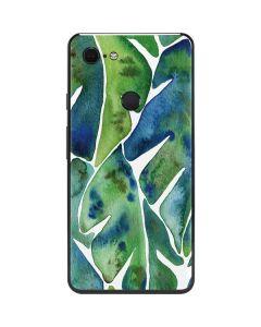 Tropical Leaves Google Pixel 3 XL Skin