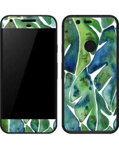 Tropical Leaves Google Pixel Skin
