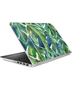 Tropical Leaves HP Pavilion Skin