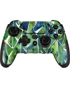 Tropical Leaves PlayStation Scuf Vantage 2 Controller Skin