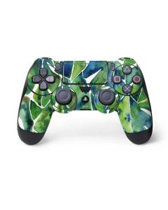 Tropical Leaves PS4 Pro/Slim Controller Skin