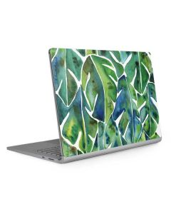 Tropical Leaves Surface Book 2 13.5in Skin