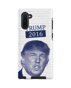 Trump 2016 Galaxy Note 10 Pro Case