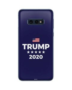 Trump 2020 Blue Galaxy S10e Skin