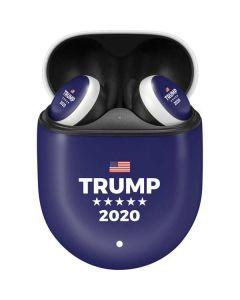 Trump 2020 Blue Google Pixel Buds Skin
