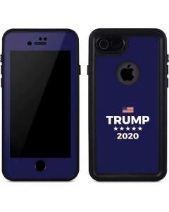 Trump 2020 Blue iPhone SE Waterproof Case