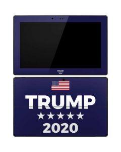 Trump 2020 Blue Surface RT Skin