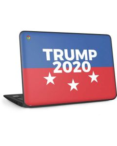 Trump 2020 HP Chromebook Skin