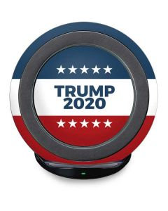 Trump 2020 Red White and Blue Fast Charge Wireless Charging Stand Skin