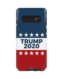 Trump 2020 Red White and Blue Galaxy S10 Pro Case