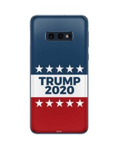 Trump 2020 Red White and Blue Galaxy S10e Skin