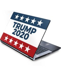 Trump 2020 Red White and Blue Generic Laptop Skin