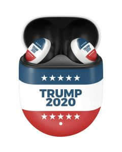 Trump 2020 Red White and Blue Google Pixel Buds Skin