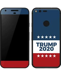 Trump 2020 Red White and Blue Google Pixel Skin