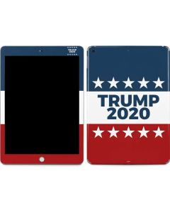 Trump 2020 Red White and Blue Apple iPad Skin