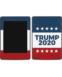 Trump 2020 Red White and Blue Amazon Kindle Skin