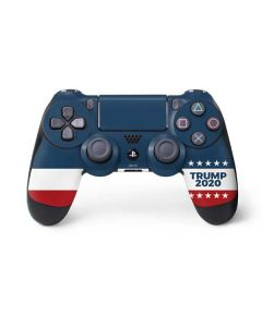 Trump 2020 Red White and Blue PS4 Controller Skin
