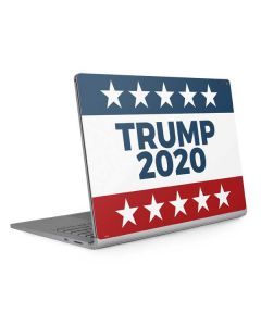 Trump 2020 Red White and Blue Surface Book 2 15in Skin