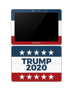 Trump 2020 Red White and Blue Surface Go Skin