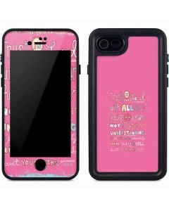 Trust in the Lord Pink iPhone 7 Waterproof Case