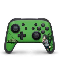 Tsuyu Frog Girl Nintendo Switch Pro Controller Skin