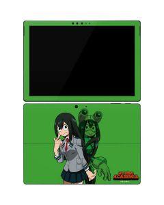 Tsuyu Frog Girl Surface Pro 7 Skin