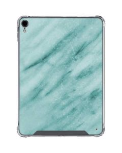 Turquoise Marble iPad Pro 11in (2018-19) Clear Case