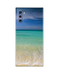 Turquoise Waters Galaxy Note 10 Skin