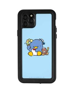 Tuxedosam and Friend with Ice Cream iPhone 11 Pro Max Waterproof Case