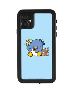Tuxedosam and Friend with Ice Cream iPhone 11 Waterproof Case