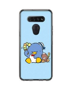 Tuxedosam and Friend with Ice Cream LG K51/Q51 Clear Case