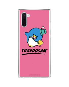 Tuxedosam Dances Galaxy Note 10 Clear Case